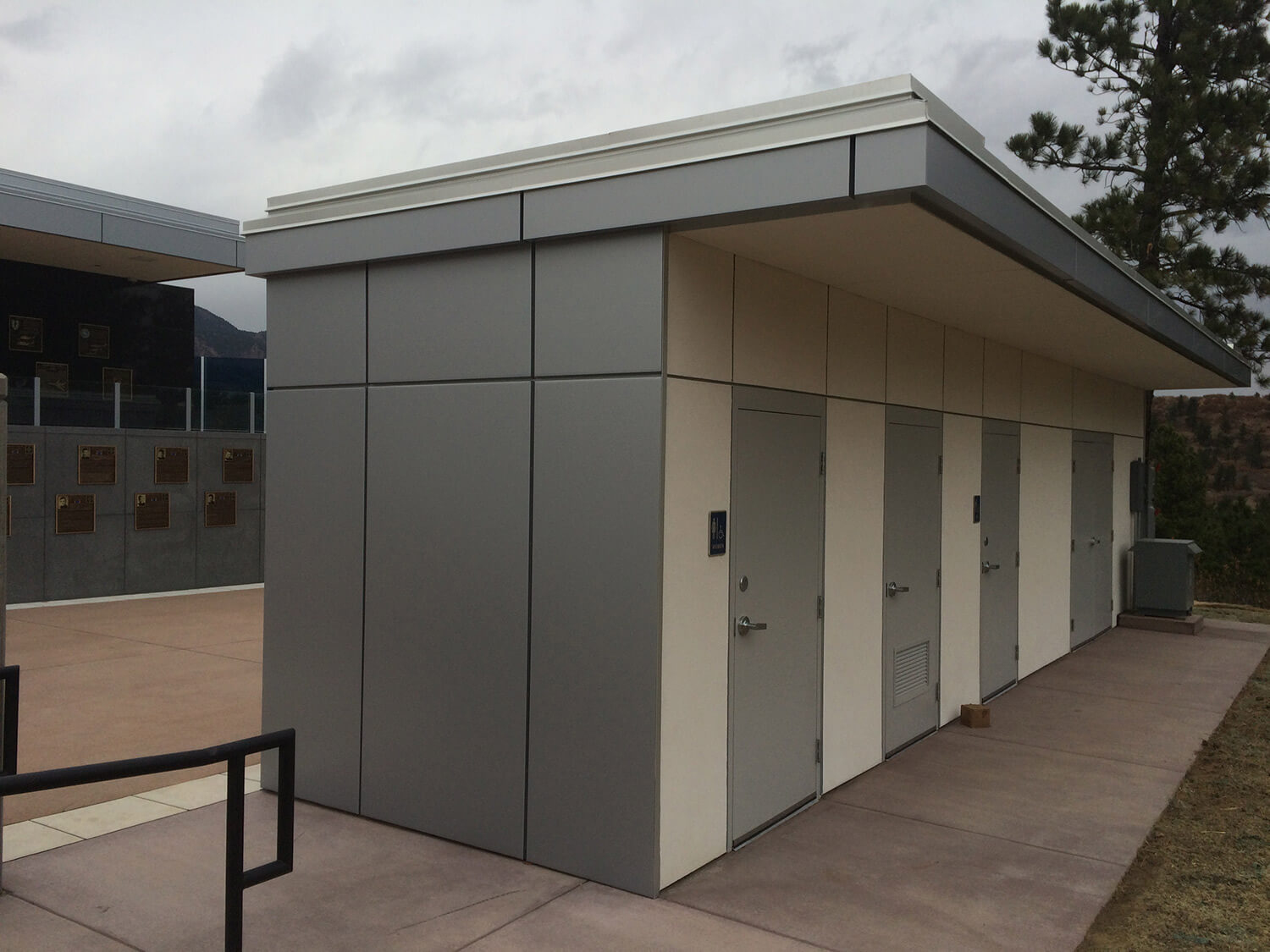 Air Force Academy Modular Building