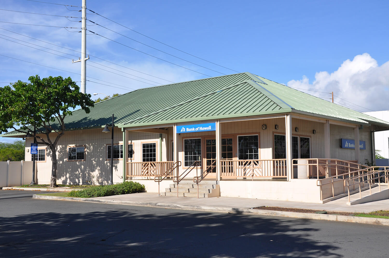 Bank of Hawaii Modular Building