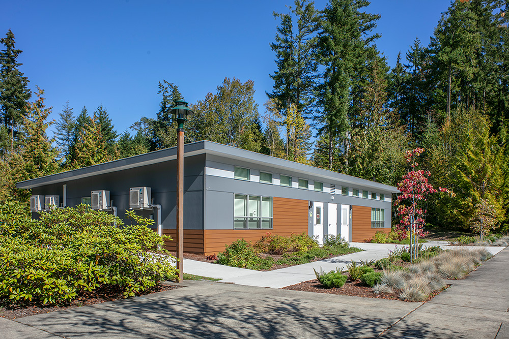 Olympic College Modular Building