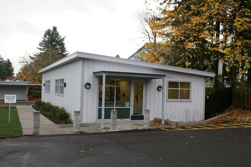 Multnomah County Health Modular Building