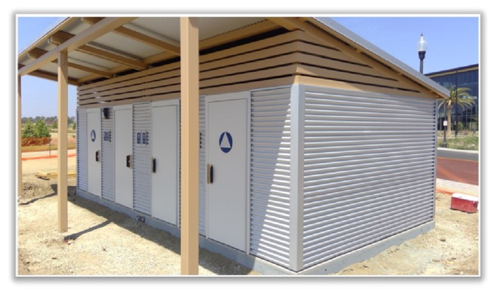 Tustin Legacy Linear Park Modular Building